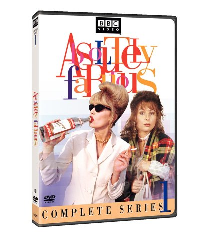 Absolutely Fabulous: Complete Series 1 [DVD]