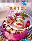 Picknick: Unsere 100 besten Rezepte in einem Kochbuch (German Edition)