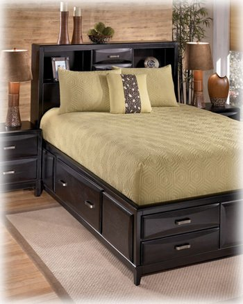Comparamus Green Queen Bedding Set Signature Design By Ashley Furniture