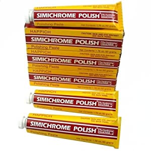 3 of 1.76 ounce Tube Simichrome Metal Polish