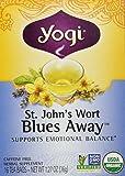 YOGI TEA,OG3,ST JOHNS WRT BLUS, 16 BAG