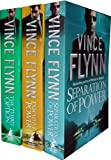 Vince Flynn Vince Flynn Collection 3 Books Set Pack RRP : 20.97 ( Executive Power, The Third Option, Separation Of Power)(Vince Flynn)