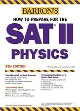 Barron s SAT Subject Test Physics by Robert Jansen