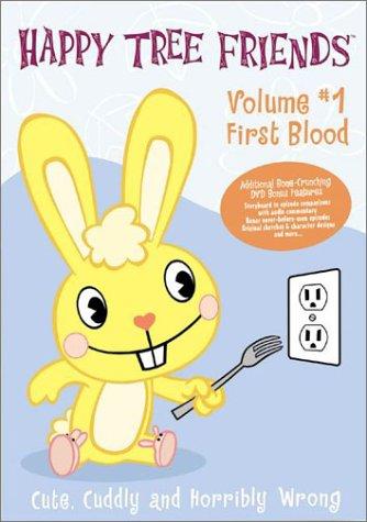 Happy Tree Friends - First Blood (Vol. 1)