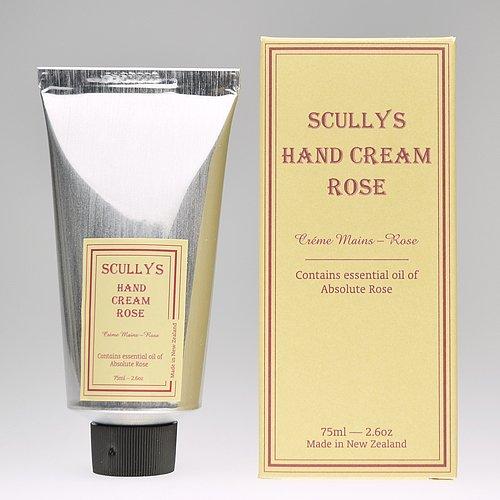 SCULLYS ハンドクリームインチューブ 75ml