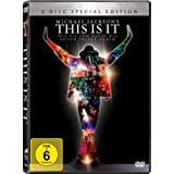 "Michael Jackson's This Is It (Special Edition, 2 DVDs)von ""Michael Jackson"""