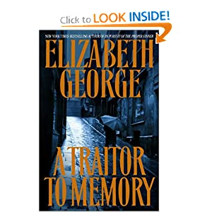 A Traitor To Memory - Elizabeth George