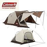 Coleman コールマン 2016SS ウェザーマスタートリオドーム (キャンプ用品 テント) (onecolor):2000022056