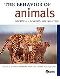 Behavior of Animals: Mechanisms, Function, and Evolution