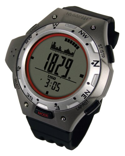 Cheap La Crosse Technology XG-55 Digital Altimeter/Compass Watch