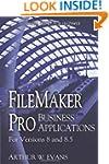 Filemaker Pro Business Applications:...