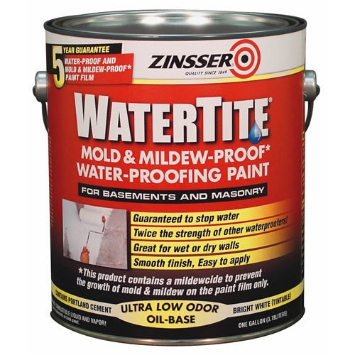 Water Sealing Paint At Home Depot