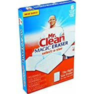 Mr. Clean Magic Eraser Select-A-Size Cleansing Pad-MR CLEAN MAGIC ERASER