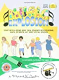 Music Explosion (Book and CD)
