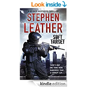 Soft Target (The 2nd Spider Shepherd Thriller)