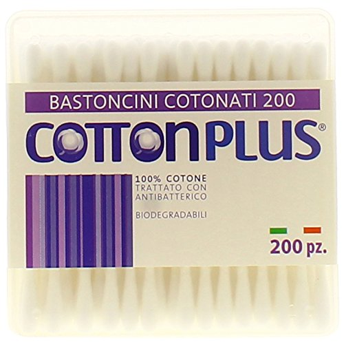 Cotton Plus Bastoncini 200Pz