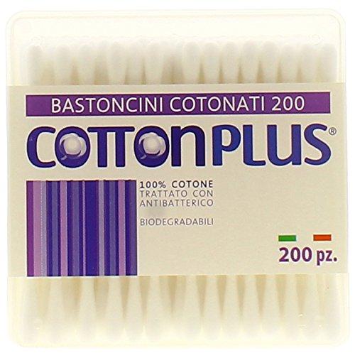 Cotton Plus Bastoncini 200Pz