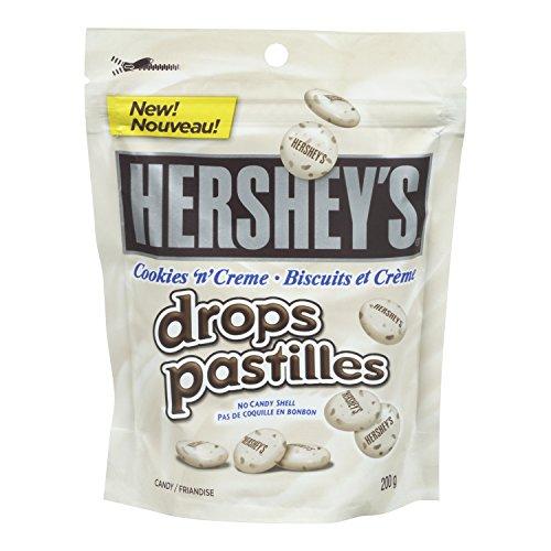 Hershey's Drops Cookies 'N' Crème, 200 Gram