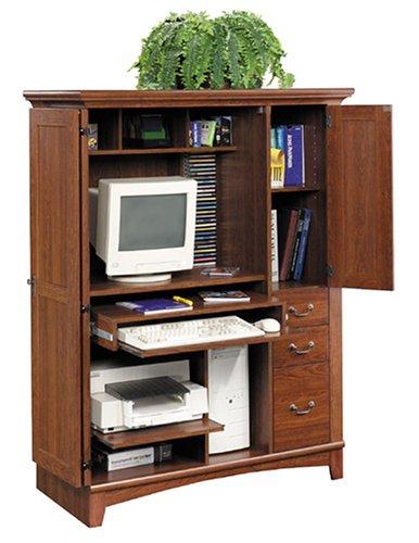 Beautiful Desks Cinnamon Cherries Home Kitchens Computers Armoires.