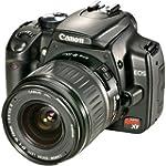Canon Digital Rebel XT DSLR Camera wi...