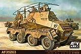 1/35 Sd.Kfz263 8輪装甲無線車