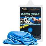 CleanTools 87001 Dash Gear Microfiber Towel, Blue