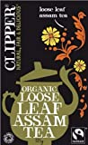Clipper Fairtrade Organic Assam Loose Leaf Tea 125 g (Pack of 6)