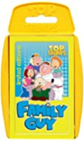 Family Guy Top Trumps