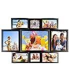 Photo Frame Big Collage Frame 9 Photos (62 cm x 44 cm)