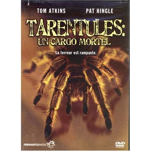 film Tarentules: un cargo mortel en streaming