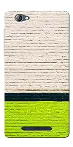 DigiPrints Designer Back Cover for Lava X11-Multicolor