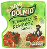 MY DOLMIO Tomato and Cheese Sauce 150 g (Pack of 8)