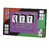 Set: The Family Game of Visual Perception (Cover art may vary) ~ SET Enterprises