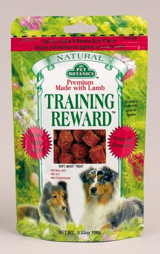 Cardinal Laboratories Pet Botanics Training Rewards Treats, Lamb, 20 Ounces