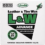 Linda ( 横浜油脂工業 ) タイヤワックス L&Wアドバンス18kg BB20