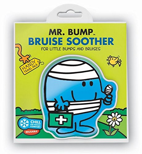 Mr. Bump Bruise Soother Ice Cold or Warm Hot Pack Children's (Mr Bump Ice Pack compare prices)