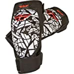 Fly Racing Barricade Elbow Guards Black Large/Extra Large L/XL