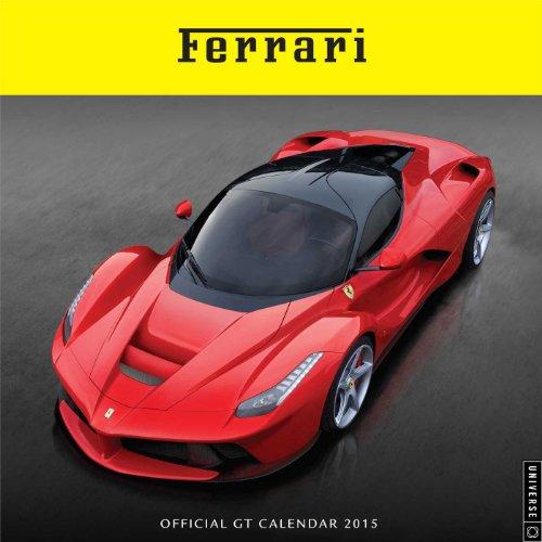 Ferrari Official GT 2015 Calendar