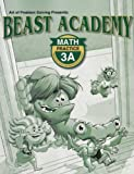 Art of Problem Solving Beast Academy 3A Guide and Practice Bundle 2-Book Set