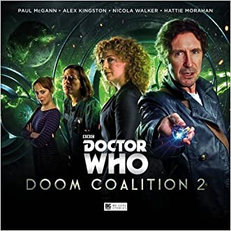 Doctor Who - Doom Coalition written by Nicholas Briggs