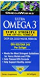 Omegaworks Ultra Omega 3 Softgels, 30-Count Bottle