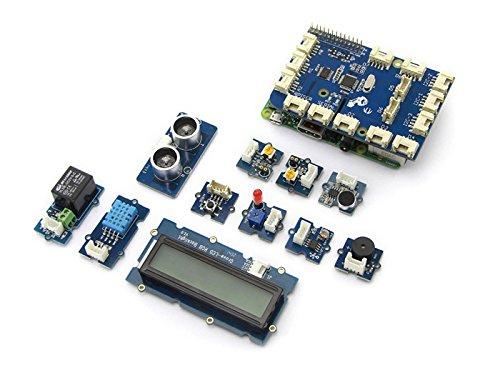 Seeedstudio-GrovePi+ Starter Kit for Raspberry Pi 3(CE certified) (Grove Starter Kit compare prices)