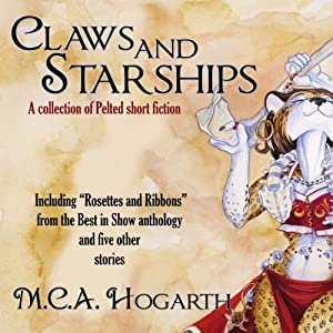 Claws and Starships Hörbuch
