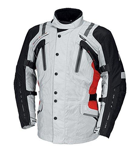 IXS - Veste - NIMROD GORETEX - Taille : S - Couleur : Gris/Noir/Rouge