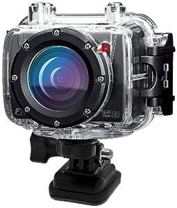 FANTEC BeastVision HD Surf Edition Full HD Action Cam (8 Megapixels, 10-fach digitaler Zoom, 5,1 cm (2 Zoll) Display)