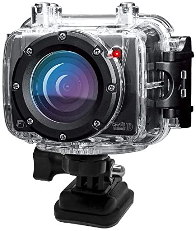 Caméra Full HD Fantec Beast Vision édition surf 7004 sport nautique-Caméras pour scènes d'action, de sport et de plein air