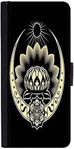 Snoogg Celtic Logo 2517 Designer Protective Flip Case Cover For Samsung Galax...