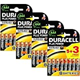2-POWER Duracell Plus Power AAA 4 x MN2400B5+3