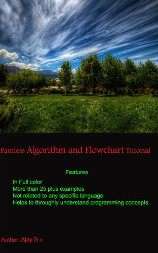 Painless Algorithm and Flowchart Tutorials for Beginners (Painless Series)