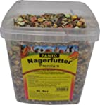 Panto Premium Nagerfutter, 2er Pack (...